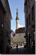 8 Tallin beffroi de l'ancienne mairie