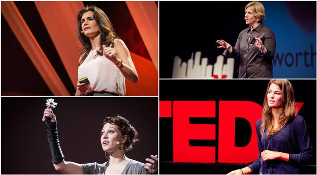10 discursuri motivaționale TED dedicate femeilor