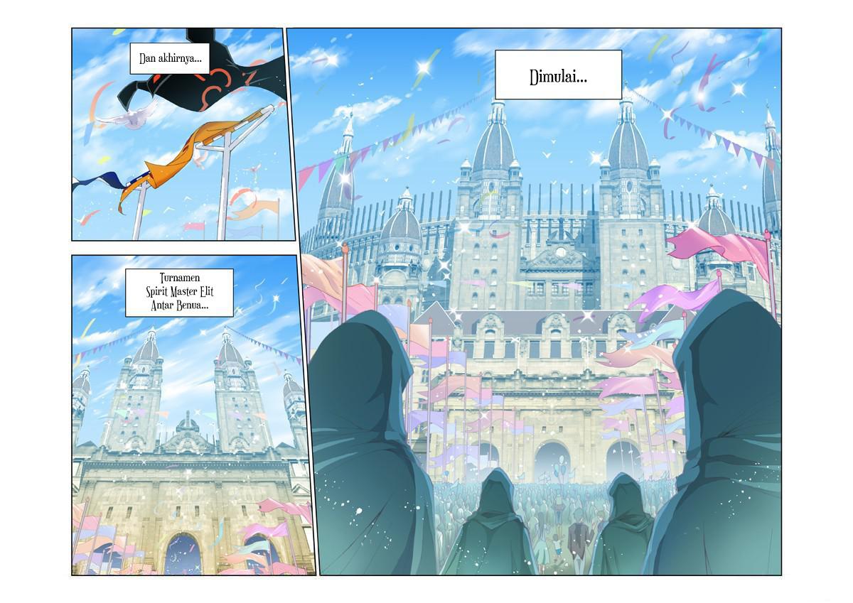 Baca Manga Soul Land Chapter 87 Komik Station