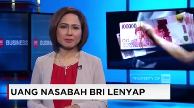 Nasabah bri cabang mataram kehilangan uang tabunhan www.sorak.in