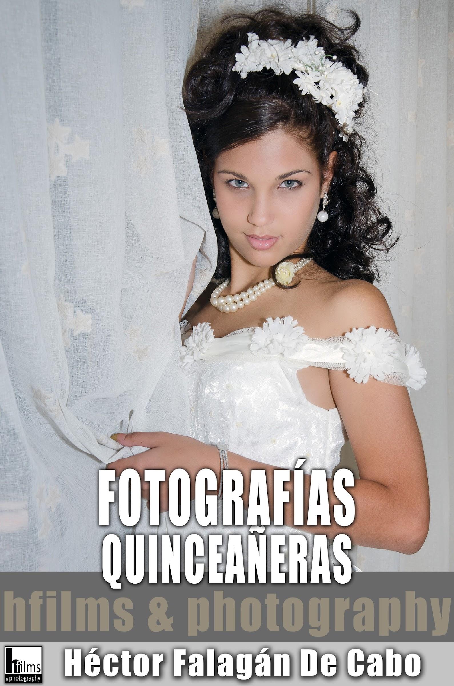 Héctor Falagán De Cabo | hfilms & photography. Fotografías de Quinceañeras.