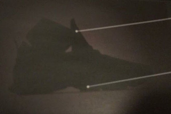 Leaked Nike LeBron 13 Silhouette and Tech Specs
