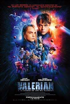 Valerian y la ciudad de los mil planetas - Valerian and the City of a Thousand Planets (2017)