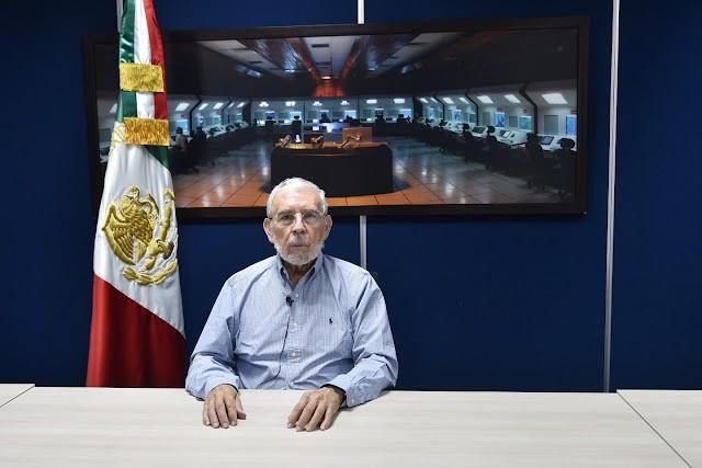 MIRAR AL ESPACIO SIGNIFICA PARA MÉXICO CONSTRUIR  EL FUTURO: ING. CIVIL JORGE ARGANIS DÍAZ-LEAL