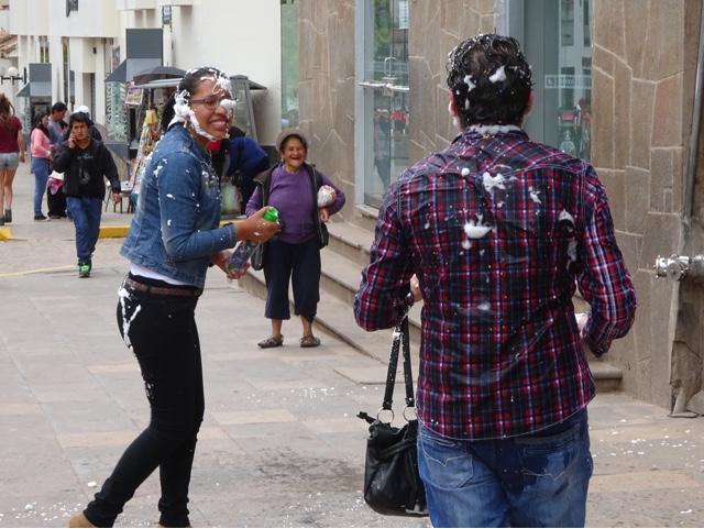 Our World Journey: Carnival in Cusco and Pisac, Peru