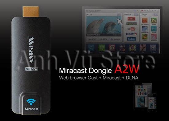 Measy A2W - Thiết bị HDMI không dây 20