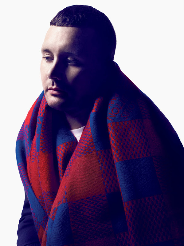 Kim Jones by Sølve Sundsbø for Interview, December 2011.  Styled by Katie Grand.