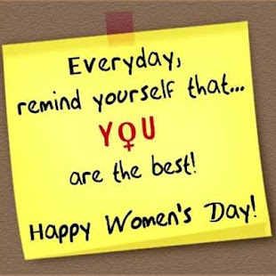 Women's Day Quotes Happy Women's Day Quotes 2017  Android Apps On Google Play