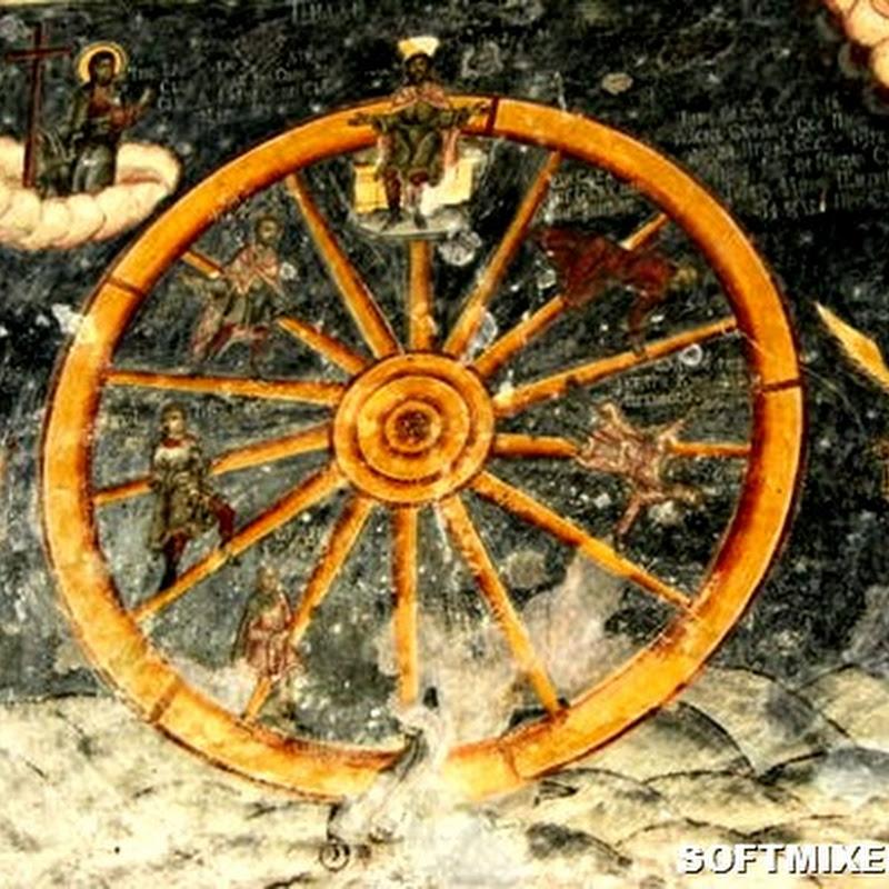 Парадокс колеса – головная боль Галилея