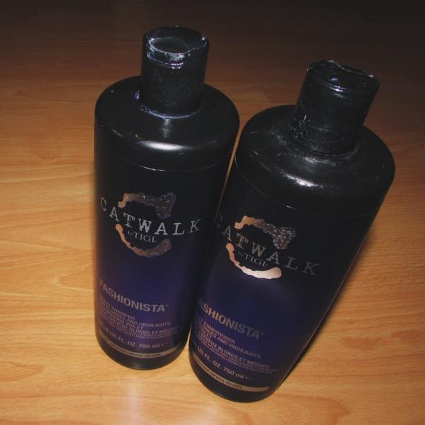 Tigi Catwalk Violet Shampoo & Conditioner