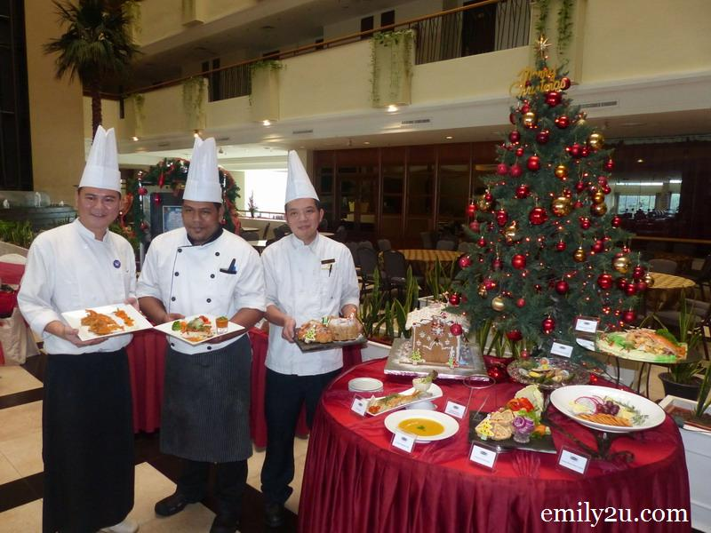 Heritage Hotel Ipoh Christmas Eve Party 2015