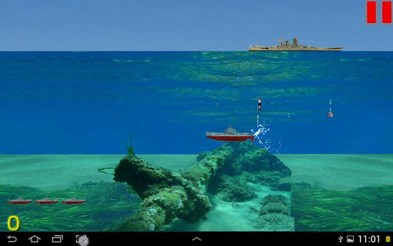 android Submarine Jack II Screenshot 4