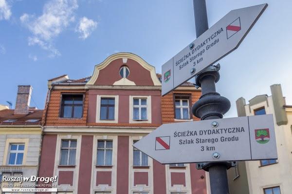 Spacer po Wałbrzychu