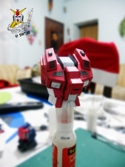 [Jeongyo No. 2] - FA-78 Gundam Light-Type DSCN1408