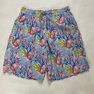 Vilebrequin Swim Trunks Fish