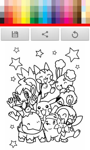 Coloring Books Cartoon Funs