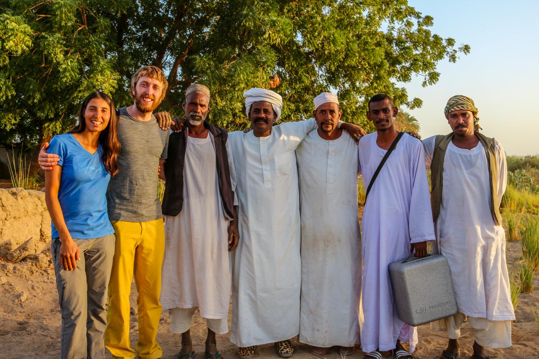 Sudanese hospitality boat nile phantom drone