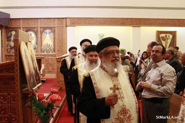 Rites of receiving Fr. Cyril Gorgy - _MG_0942.JPG