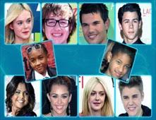 أغنى المشاهير المراهقين