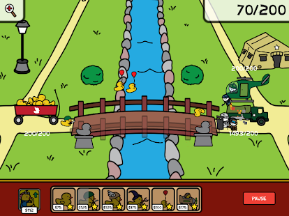 Duck Warfare Screenshot