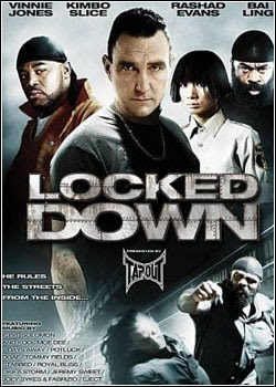 Locked Down: A Jaula DVDRip XviD & RMVB Dublado