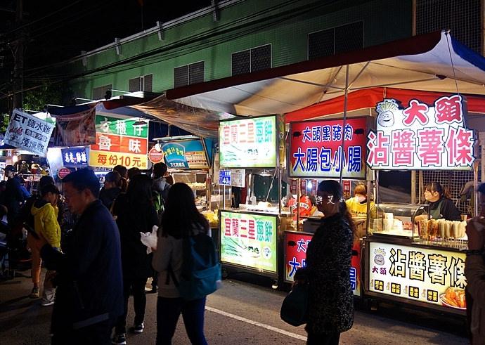 10 嘉義文化路夜市必吃 阿娥豆花、方櫃仔滷味、霞火雞肉飯、銀行前古早味烤魷魚