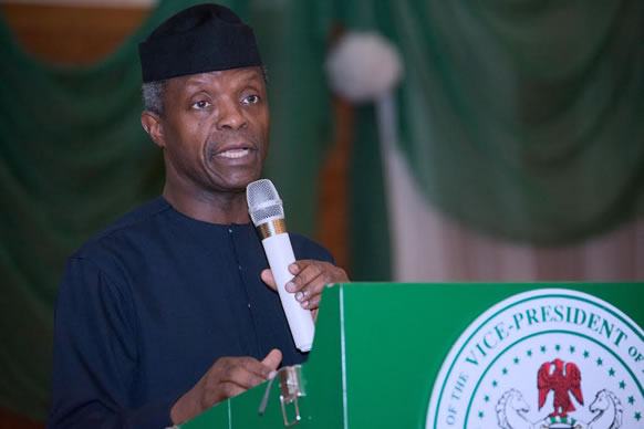 Ozubulu killings: Osinbajo sends designation to Anambra