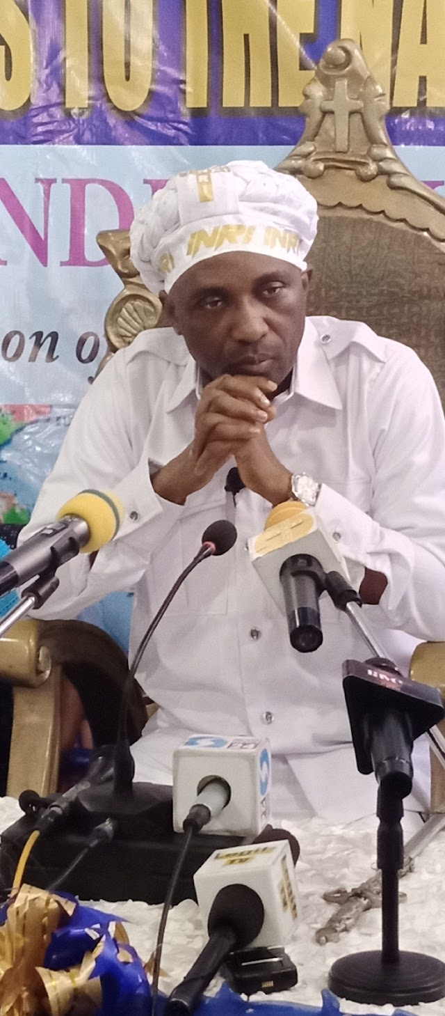 UK Confirms Primate Ayodele's Prophecy On 'Taliban' Attack In Nigeria ~Omonaijablog