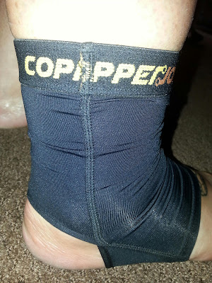 #copperjoint ankle sleeve