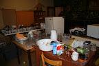 A tohle jsou vnitřnosti ze staré kuchyně.