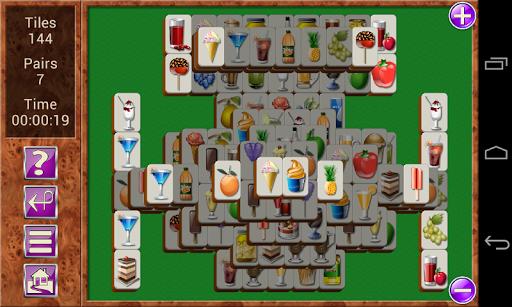 Mahjong V+, mah jong tile matching solitaire  captures d'écran 2