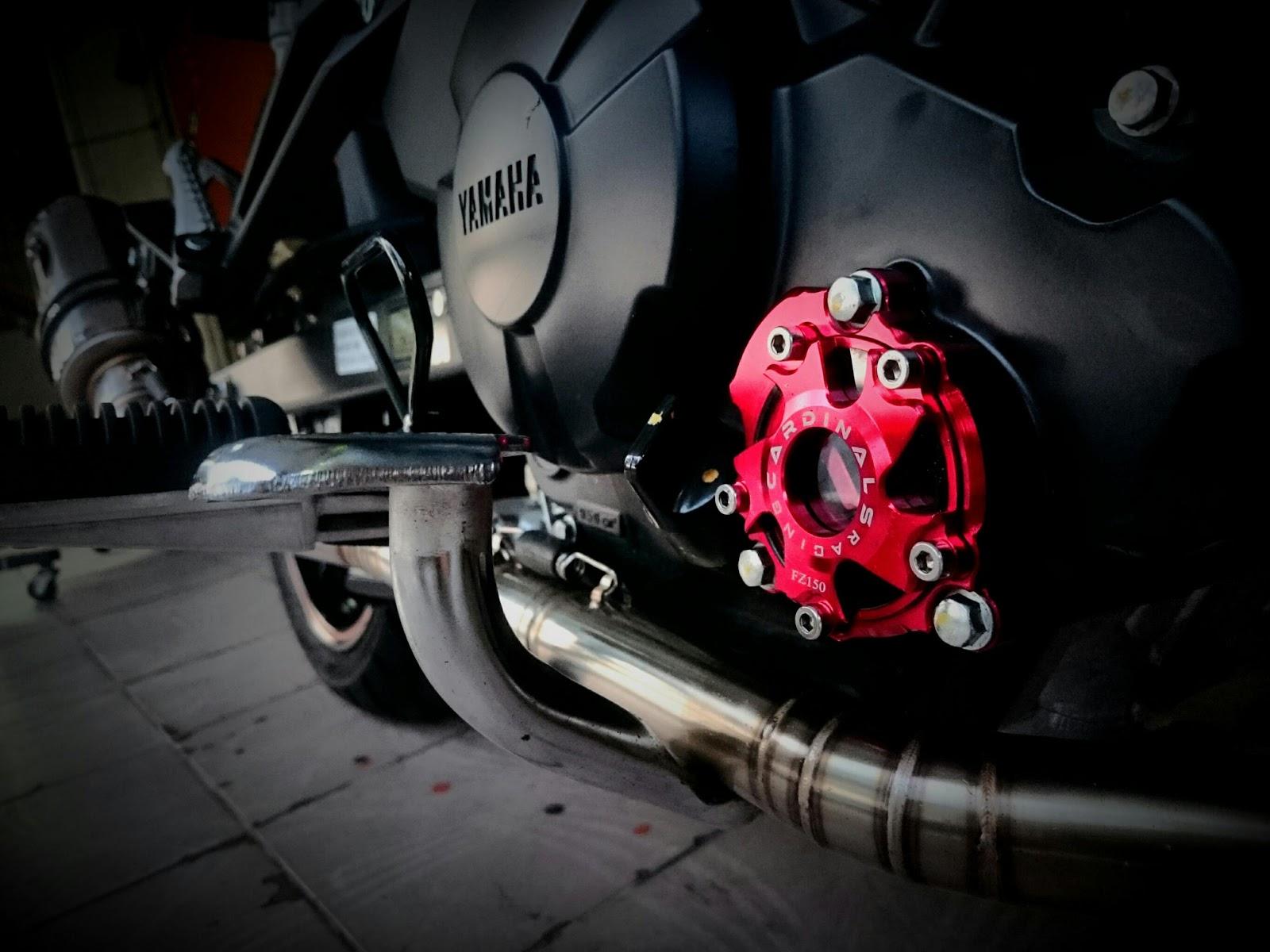 Alloy Engine Oil Filter Cap   CARDINALS RACING MALAYSIA