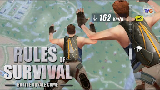 RULES OF SURVIVAL APK OBB DATA