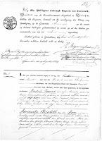 Ham, Adriaantje Elizabeth v.d. en Vuurens, Hendrik Huwelijksakte 20-11-1841.jpg