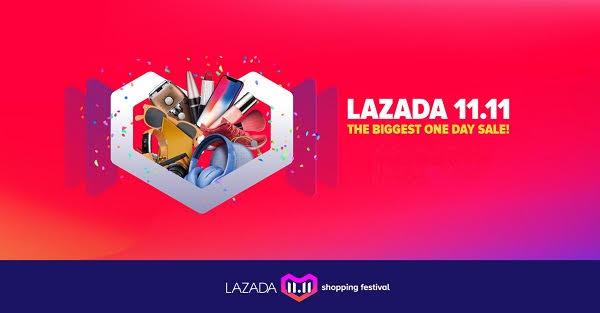 Lazada đứng vị trí số 3