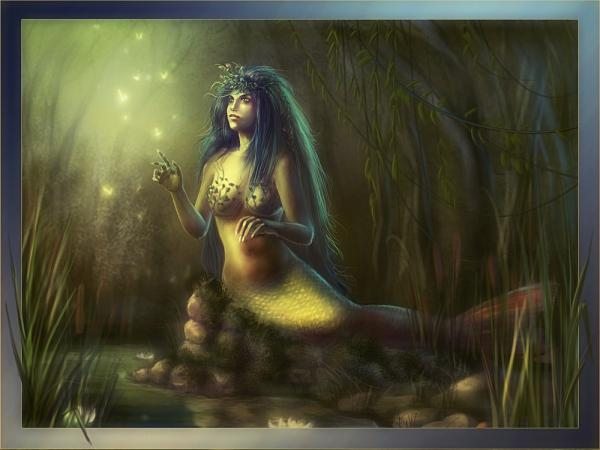 Mermaid Sorcerer, Undines