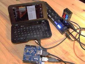 IS01とArduino/USB Host Sheild2.0