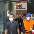 Gubernur Sulsel Nurdin Abdullah pakai Baju Orange, dan Resmi Ditahan