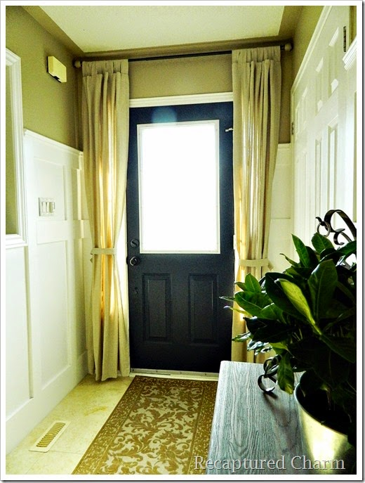 Recaptured Charm Front Door Improvements