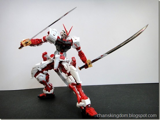 MBF-P02 Gundam Astray Red Frame -019