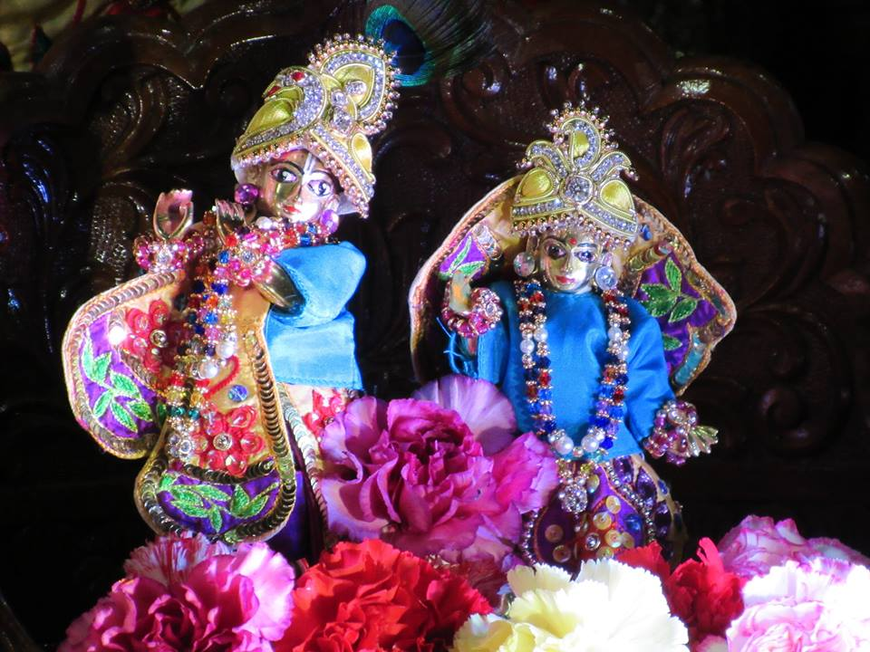 ISKCON Chicago Deity Darshan 22 Jan 2016  (19)