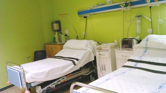 Reforma del área de Urgencias de Ginecología del Hospital Príncipe de Asturias
