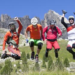 eBike Camp mit Stefan Schlie Murmeltiertrail 11.08.16