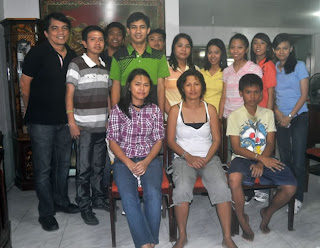 Jennifer Raymundo's Residence - February 5 Pasig City