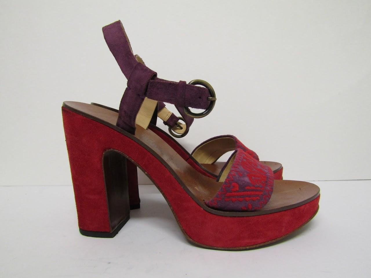 Miu Miu Boho Shoes
