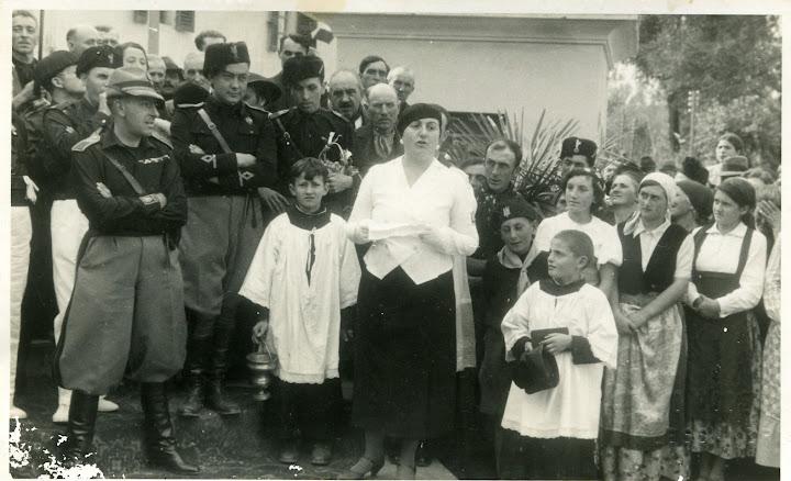 1936 borelli, stefano peretta, domenico massa, pamela re, armando cunietti, lide borelli, lorenzo cunietti (1927), francesca orecchia