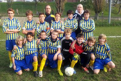 Calcio / Esordienti a 9