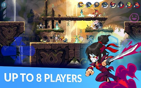 Brawlhalla (Unlimited Money) For Android 9