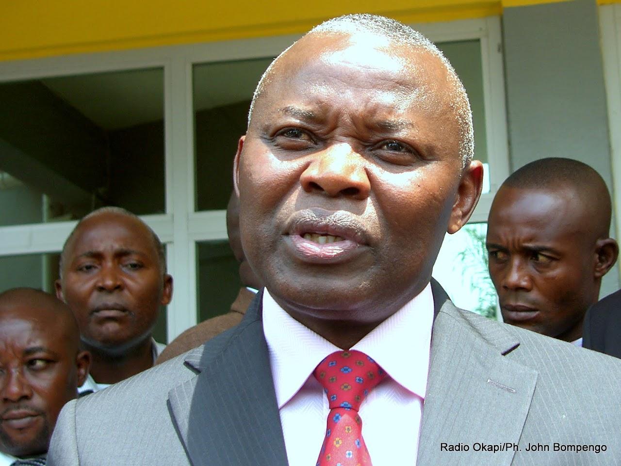 RDC: Pierre Kangudia reste au gouvernement