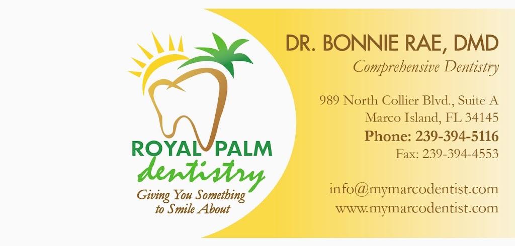 Royal Palm BC Rae front